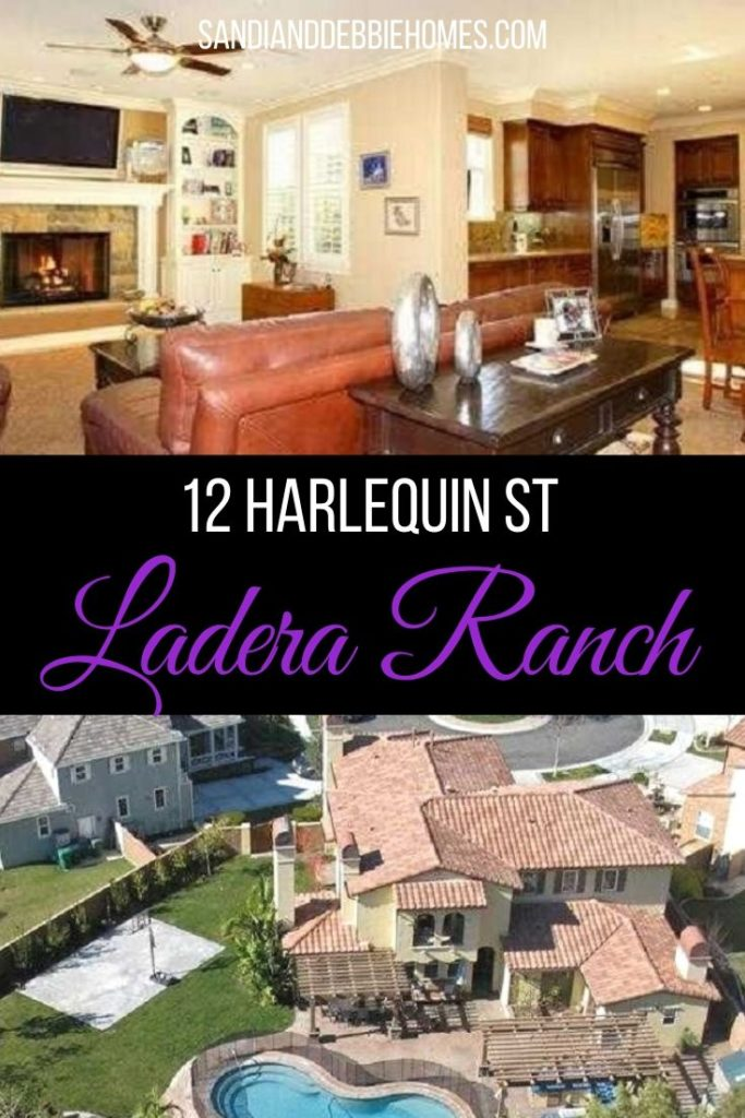 You can easily see why 12 Harlequin St in Ladera Ranch would make a lovely home and a beautiful place to spend your days.