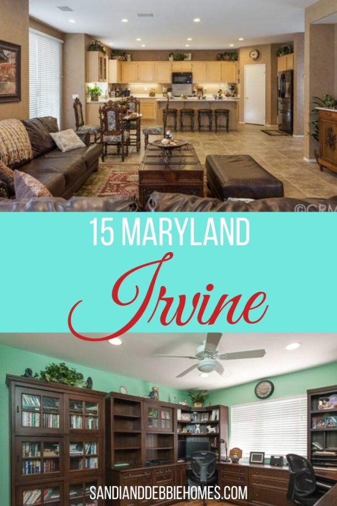 There are many reasons why Irvine is a great place to live but the most important reason is that you can now call 15 Maryland your home.