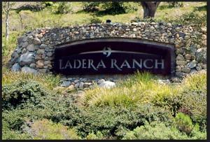 Ladera Ranch California Community Information sign