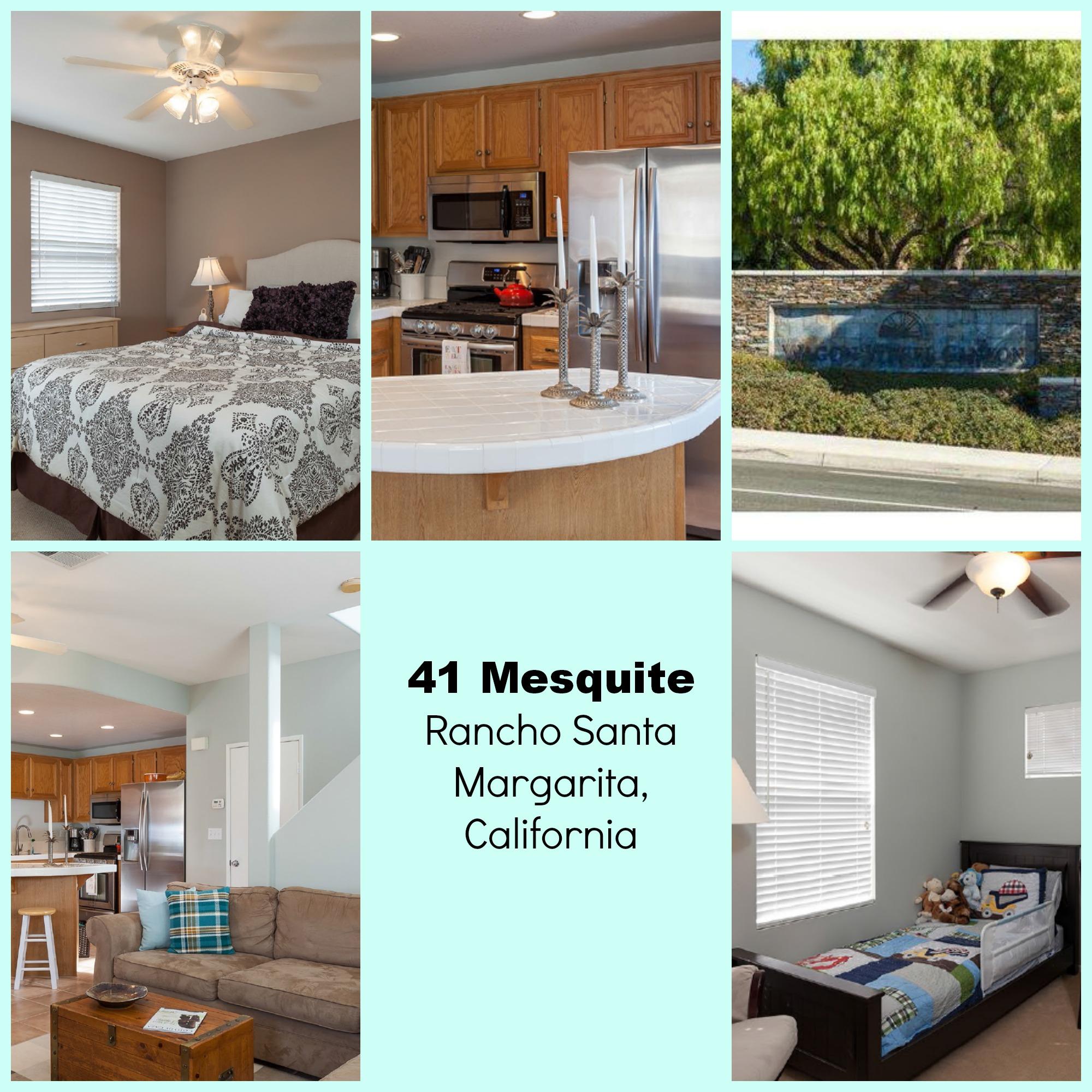 41 Mesquite Rancho Santa Margarita California