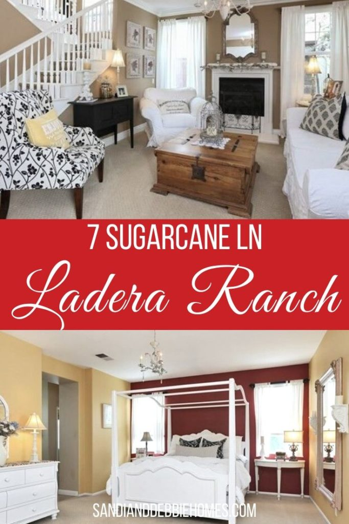 7 Sugarcane Ln in Ladera Ranch might just be one of the most charming homes in all of Orange County and you can discover why.