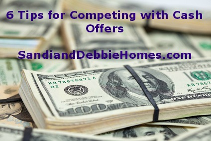 6 Tips for Competing with Cash Offers