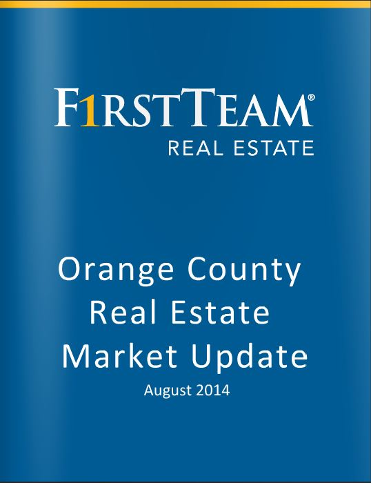 Orange County Real Estate Market Update 2014