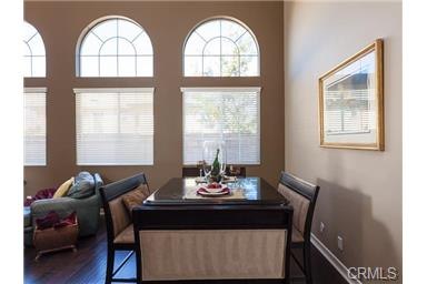 5 Hempstead St Ladera Ranch The dining room is spacious and large enough for dinner parties