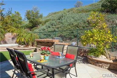 5 Hempstead St Ladera Ranch  Plenty of room for entertaining or Summer family dinners.