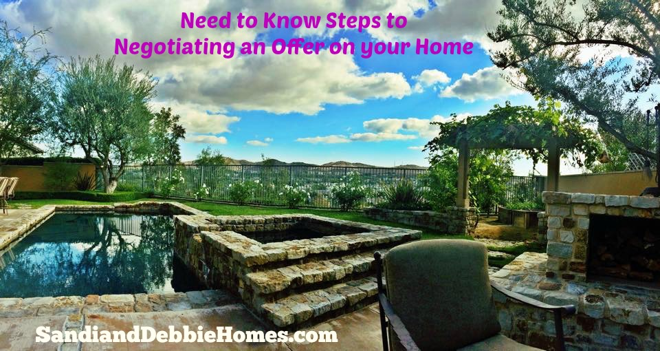 Need to Know Steps to Negotiating an Offer on your Home