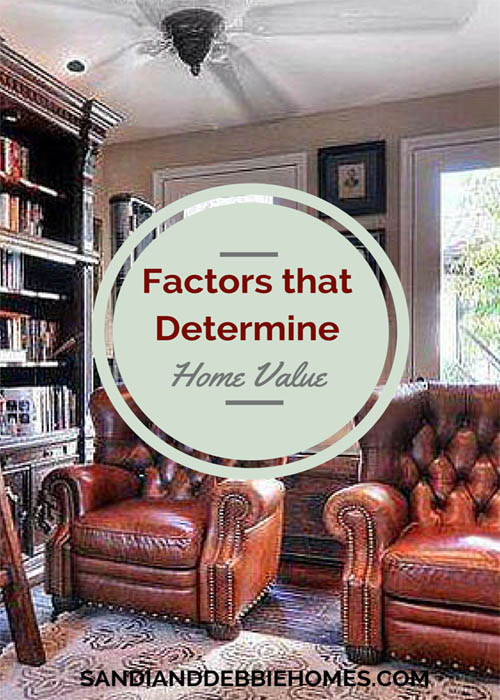 Factors that Determine the Value of a Home