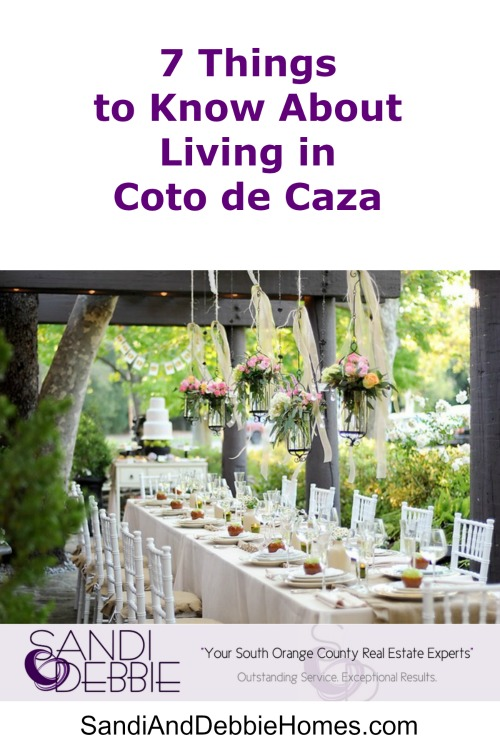 7 Things to Know about Living in Coto de Caza