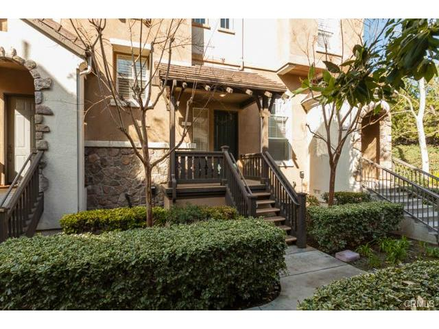 4 Benchmark Aliso Viejo Located near the end of the walkway, the home provides a lot of