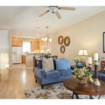 4 Benchmark Aliso Viejo spacious great room welcomes you.