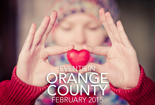Feb 2015 Events in Orange County