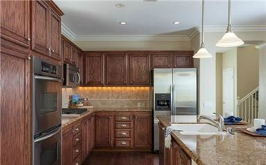 2 Laurelhurst Dr Endless cabinets provide ample space in the kitchen.
