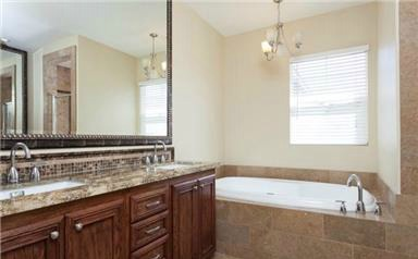 2 Laurelhurst Dr The beautiful Master bathroom is custom designed with granite co