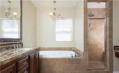 2 Laurelhurst Dr You will love the rain water shower head!