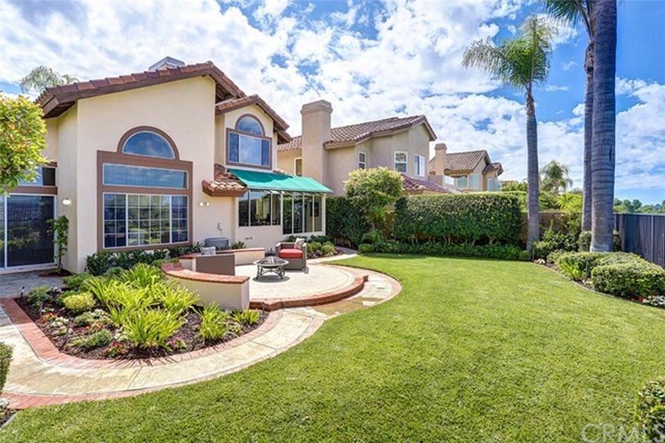 Rancho Grande Rear of Home