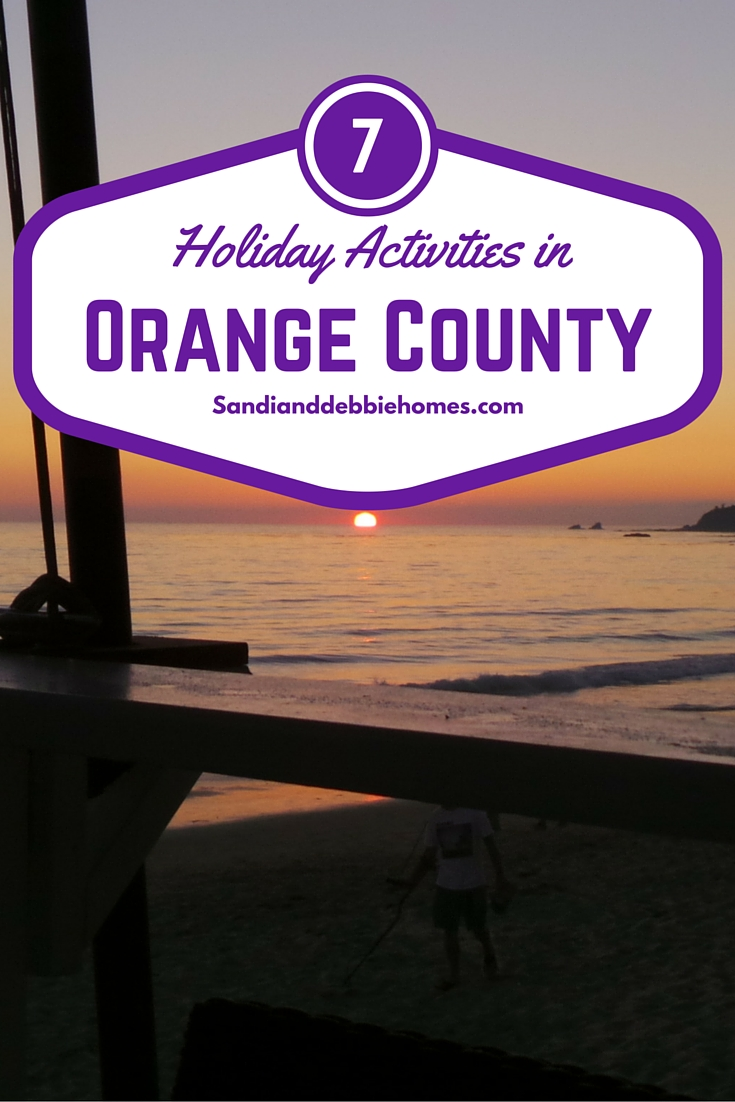 Things to do in Orange County During The Holidays