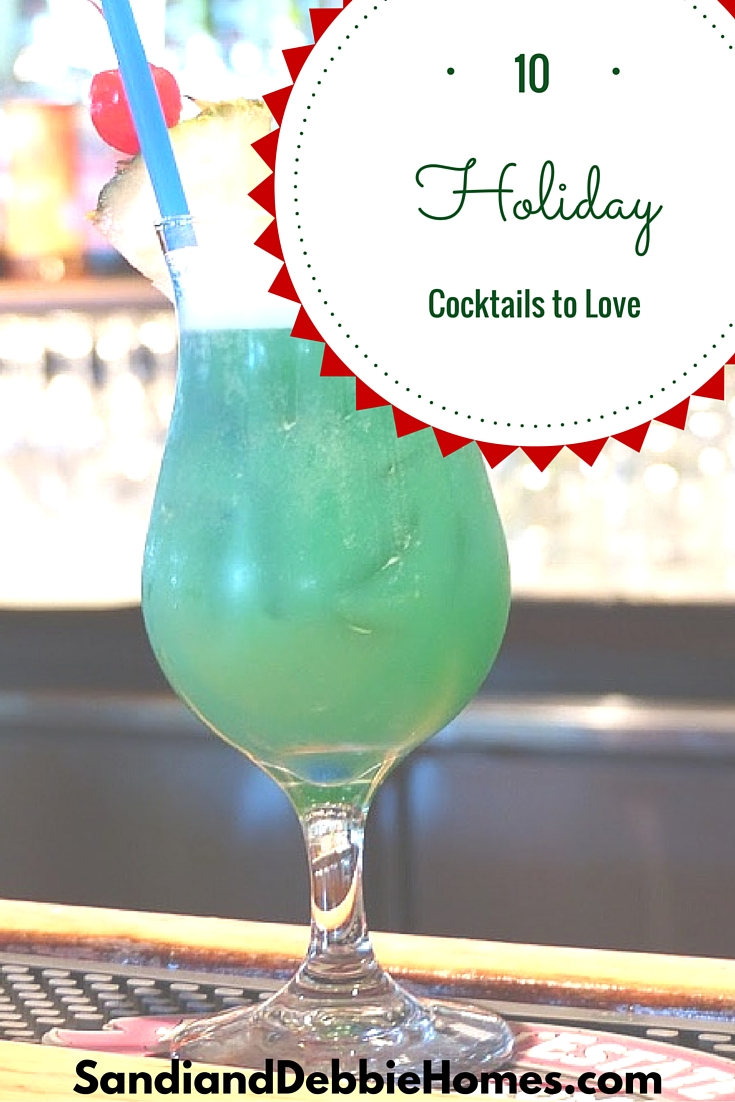 10 Holiday Cocktails to Love