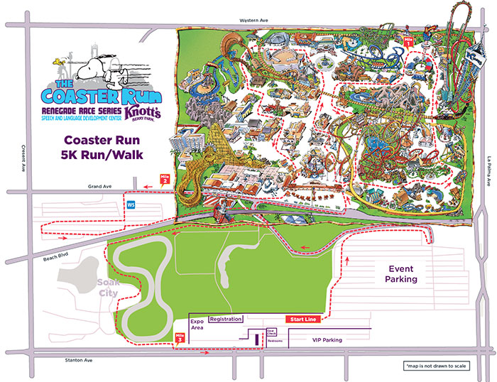 CoasterRun Orange County