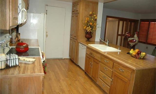 26420 Allentown Dr Sun City Galley Kitchen View