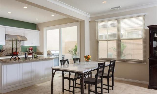 73 Towngate Irvine CA Dinning Room