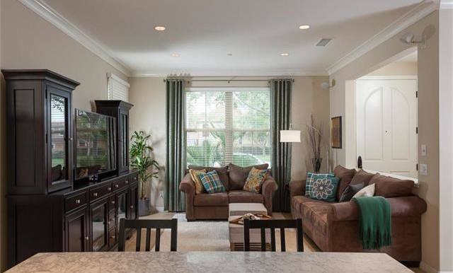 73 Towngate Irvine CA Family Room