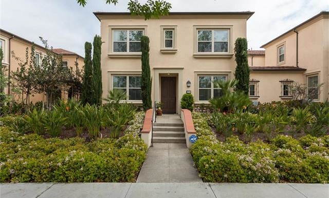 73 Towngate Irvine CA Front Yard
