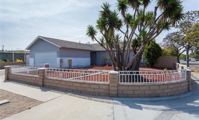 1946 W Lodi Pl Anaheim CA Corner Lot