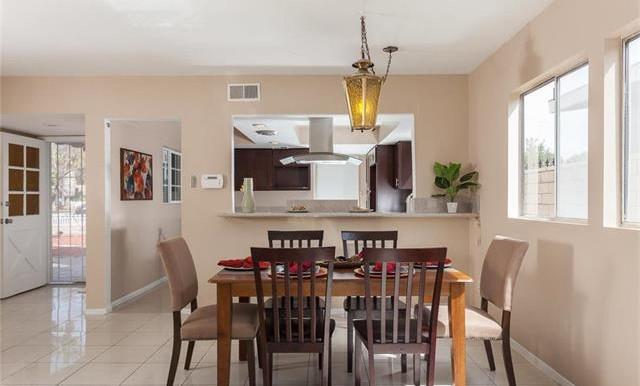 1946 W Lodi Pl Anaheim CA Dining Space