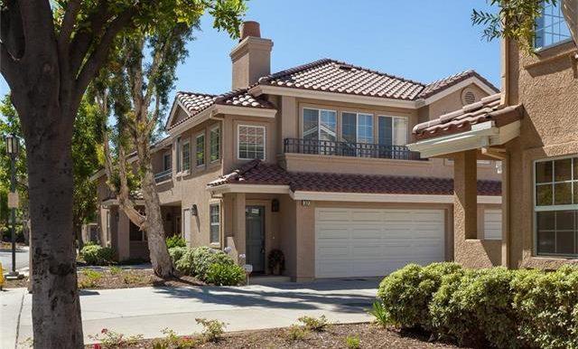 37 Morning Glory Rancho Santa Margarita attached 2 car garage