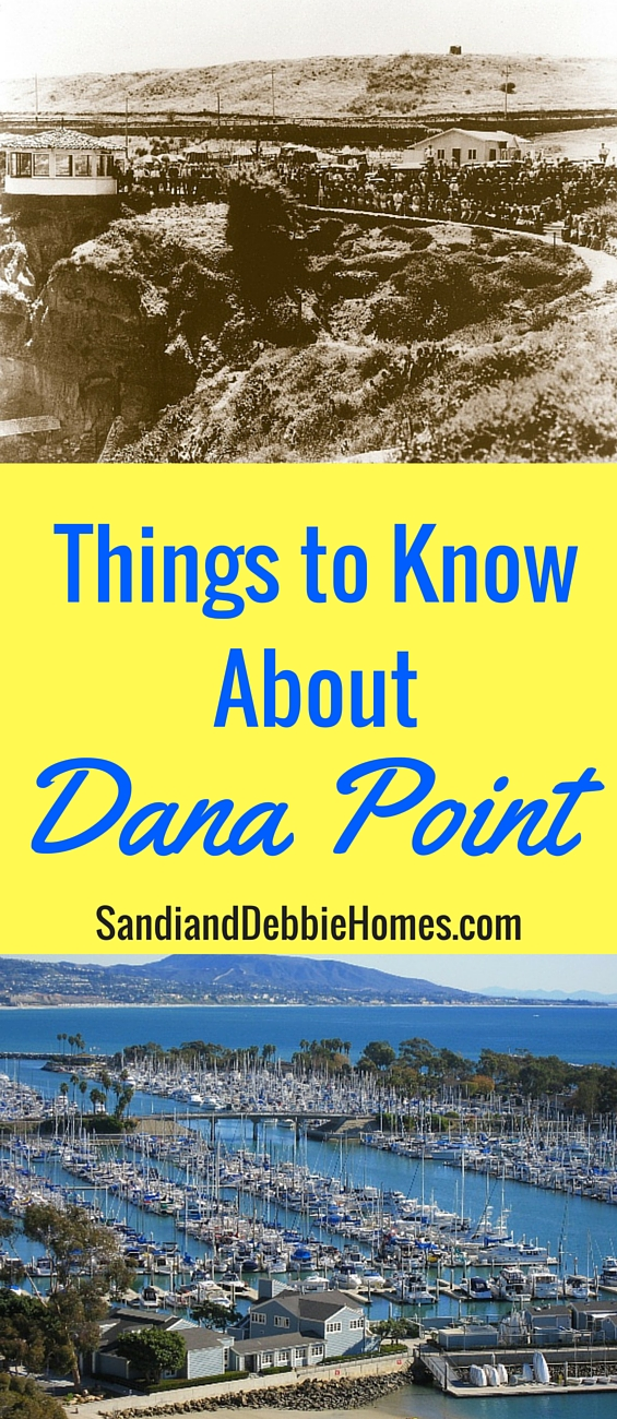 Dana Point has so much to offer all who visit or live in the area on a daily basis thanks to the people, nature, and art.