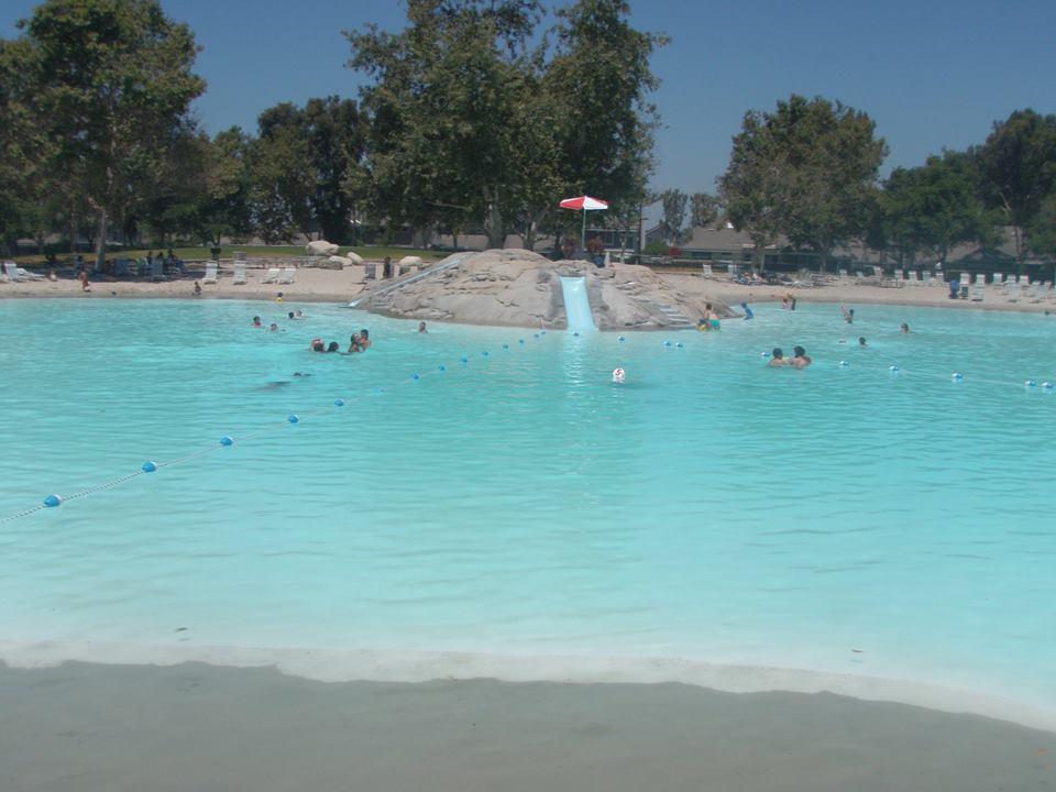 Woodbridge Lake Swimming