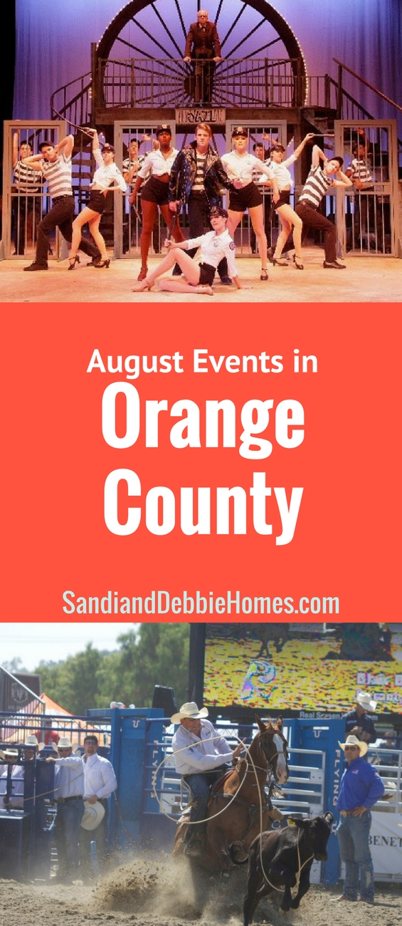 Summer may be coming to an end soon but there are still plenty of ways to enjoy the season with events in Orange County that bring the community together.
