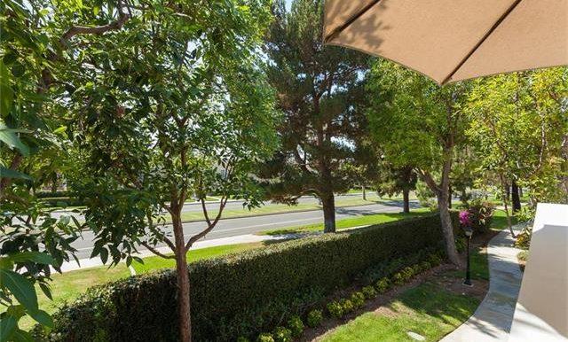 170 Monore Irvine Balcony View