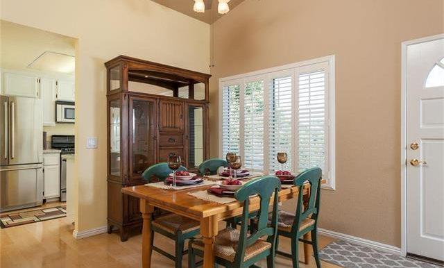 170 Monroe Irvine Dining Room