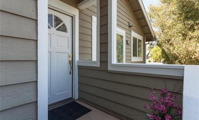 170 Monroe Irvine Front Door