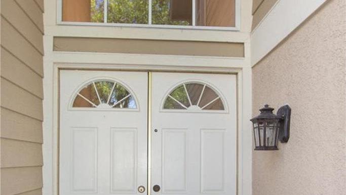 26236 Morning Glen Lake Forest Front Door