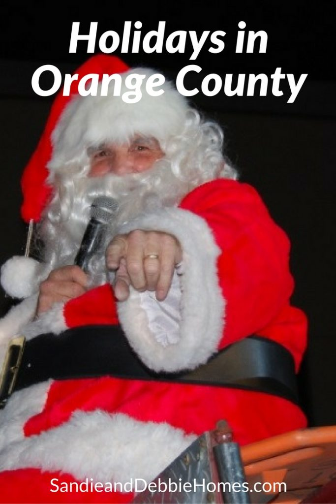 Orange County Holidays 2016 will be showcased through many different events and activities for families and adults everywhere to enjoy.
