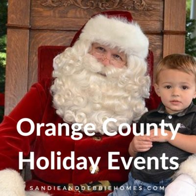 Orange County Holidays 2016 Activities