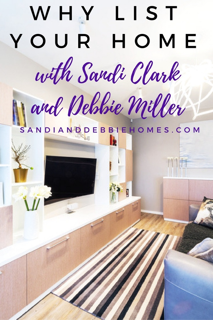 Why Sell your Home with Sandi Clark and Debbie Miller in Orange County