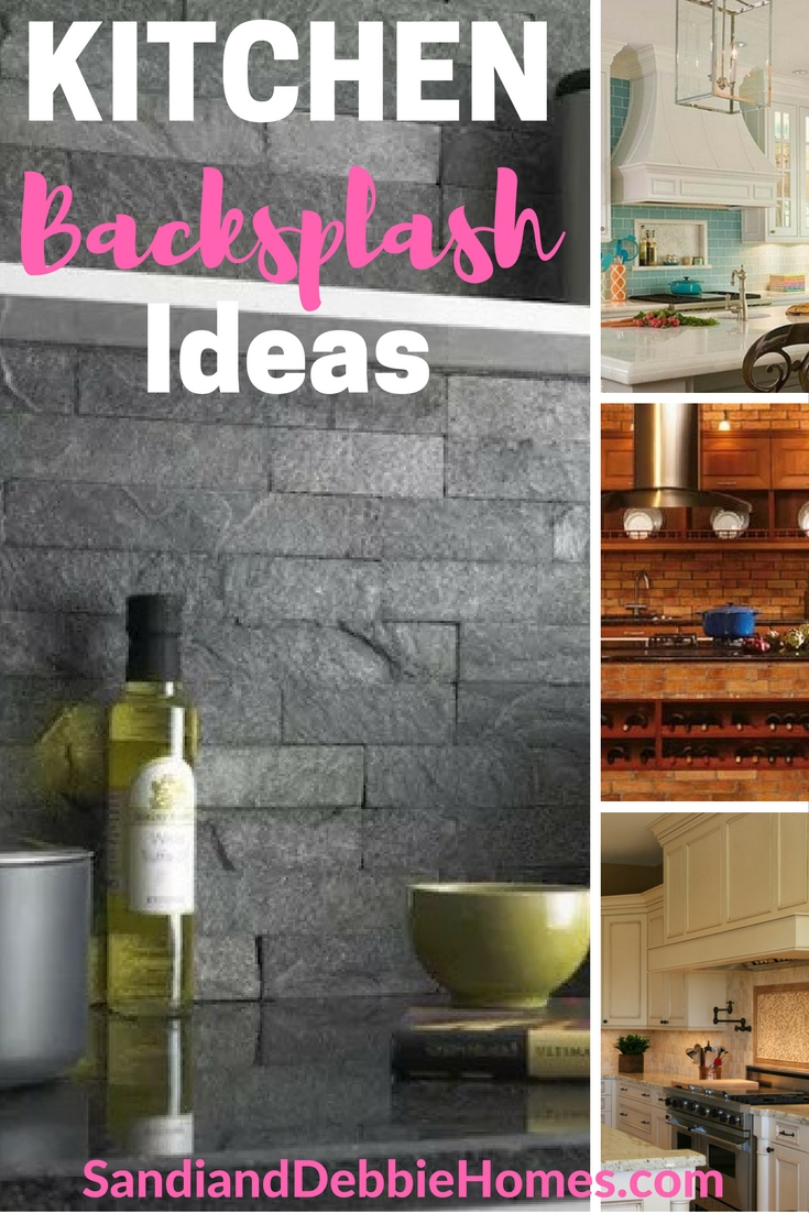 When you find the right kitchen backsplash ideas for your space, you can enjoy the appearance of your cooking space again.