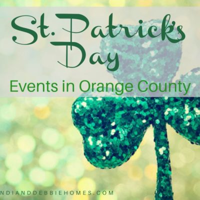 Things to Do on St Patricks Day in Orange County