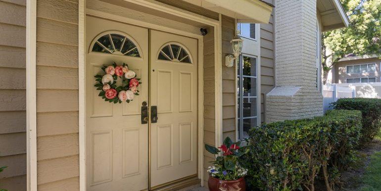 26285 Clover Glen Front Door