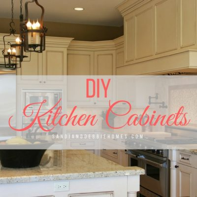DIY Kitchen Cabinets to Upgrade on a Budget