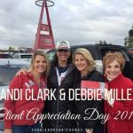 Sandi Clark and Debbie Miller wanted to showcase that sense of teamwork by celebrating client appreciation day with a Los Angeles Angels game!