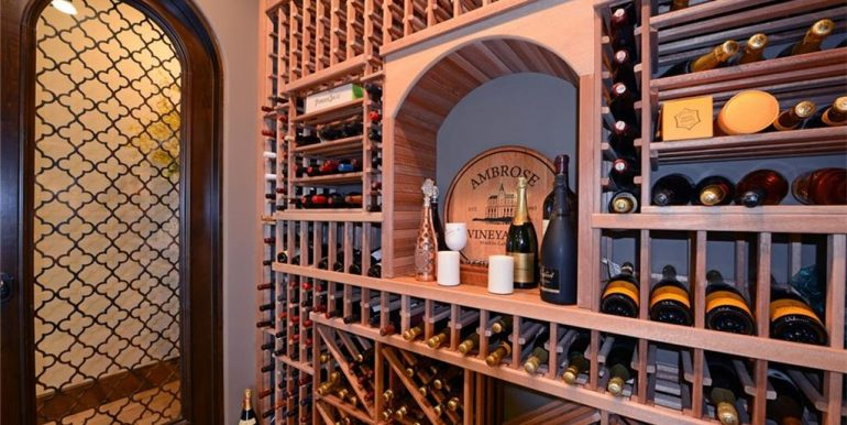 9 San Jose Climate Controlled Wine Room