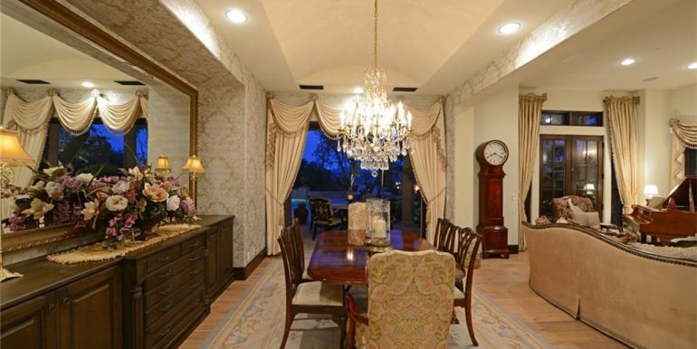 9 San Jose Formal Dining Room