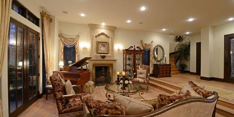 9 San Jose Formal Living Room