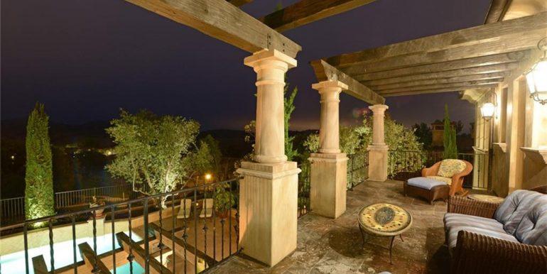 9 San Jose Master Balcony