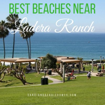 5 Beaches Near Ladera Ranch California