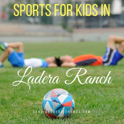 Ladera Ranch Sports for Kids